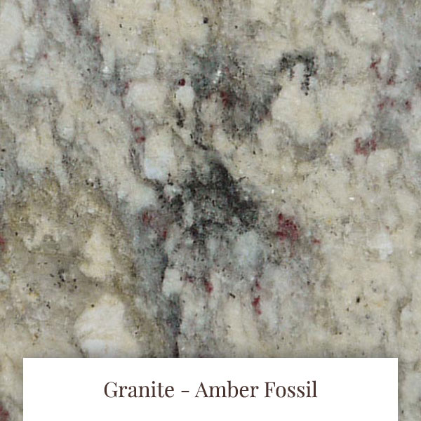 Amber Fossil Granite at South Yorkshire Marble