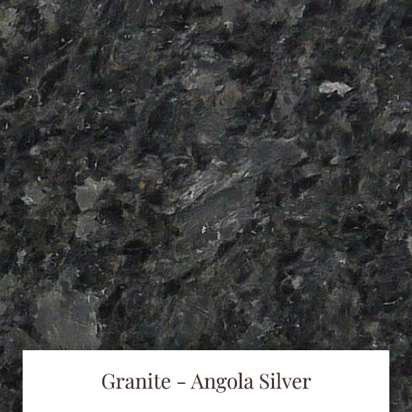 Angola Silver Granite at South Yorkshire Marble