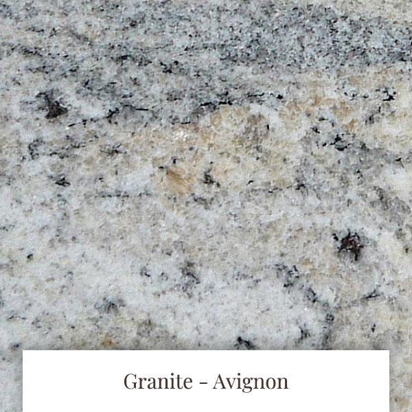 Avignon Fossil Granite at South Yorkshire Marble