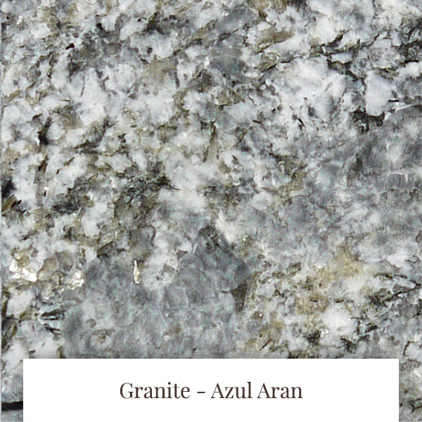 Azul Aran Granite at South Yorkshire Marble