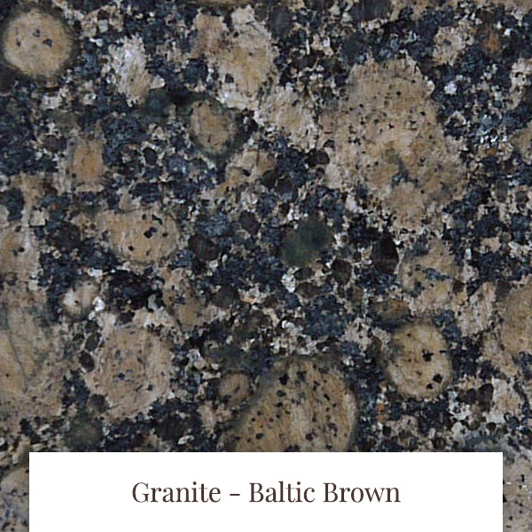 Baltic Brown Granite at South Yorkshire Marble