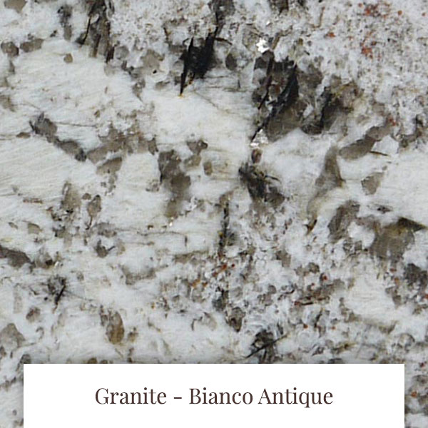 Bianco Antique Granite at South Yorkshire Marble