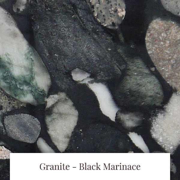 Black Marinace Granite at South Yorkshire Marble