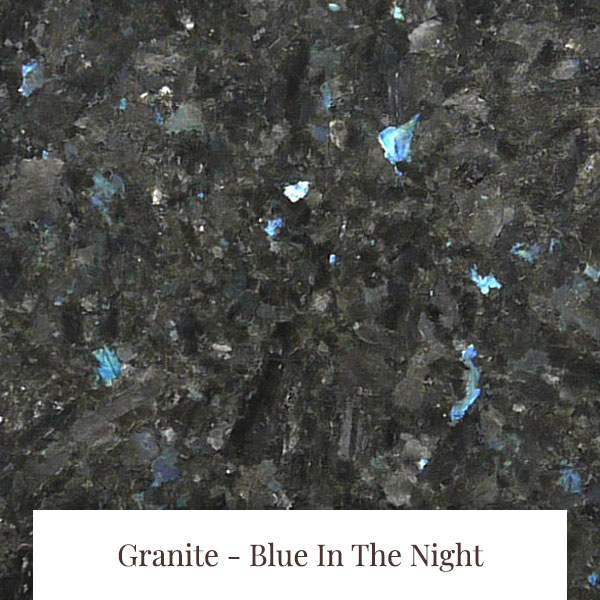 Blue in the Night Granite at South Yorkshire Marble