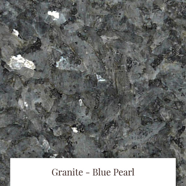 Blue Pearl Granite at South Yorkshire Marble