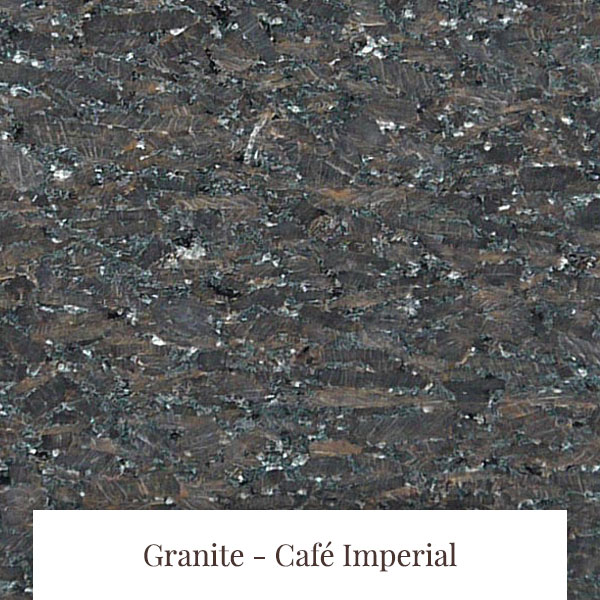 Cafe Imperial Granite at South Yorkshire Marble