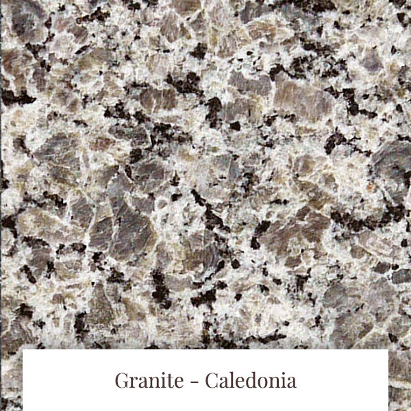 Caledonia Granite at South Yorkshire Marble