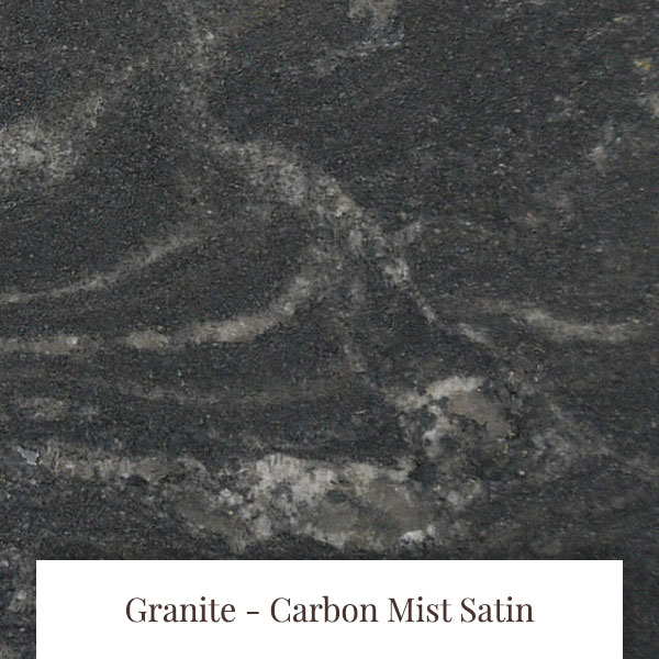 Carbpn Mist Satin Granite at South Yorkshire Marble