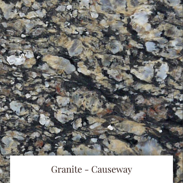 Causeway Granite at South Yorkshire Marble