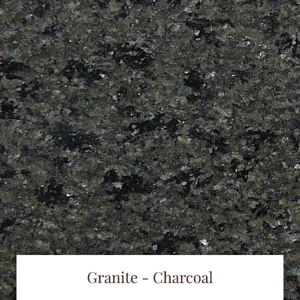 Charcoal Granite at South Yorkshire Marble