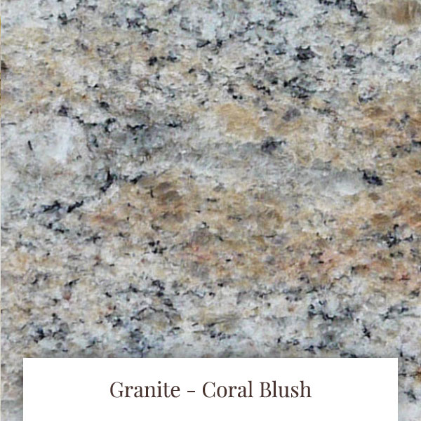 Coral Blush Granite at South Yorkshire Marble