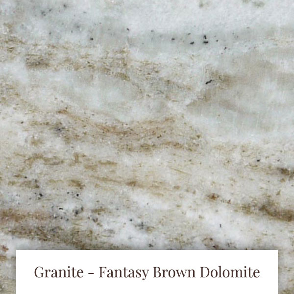 Fantasy Brown Granite at South Yorkshire Marble