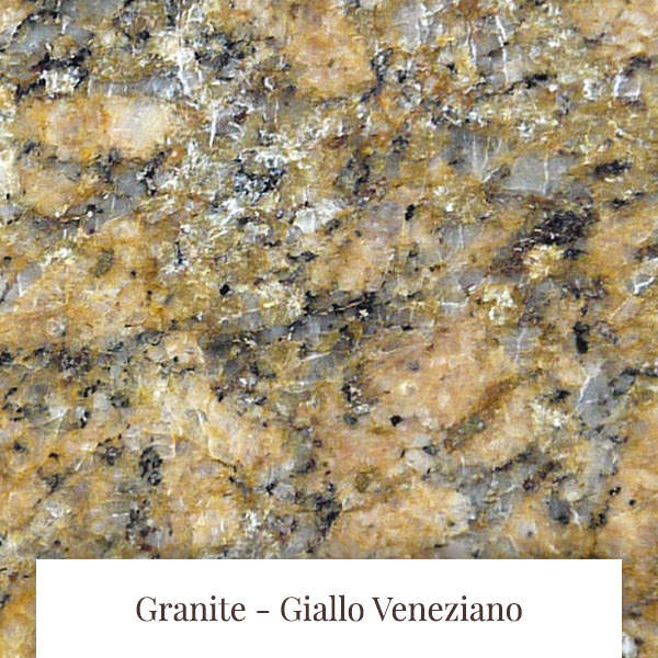 Giallo Veneziano Granite at South Yorkshire Marble