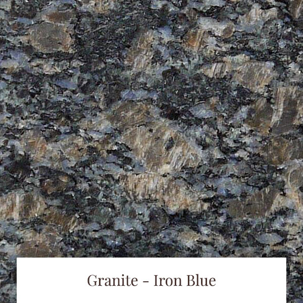 Iron Blue Granite at South Yorkshire Marble
