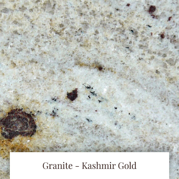 Kashmir Gold Granite at South Yorkshire Marble