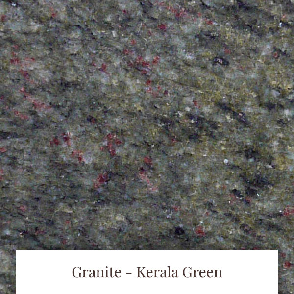 Kerala Green Granite at South Yorkshire Marble