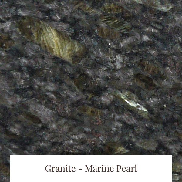 Marine Pearl Granite at South Yorkshire Marble