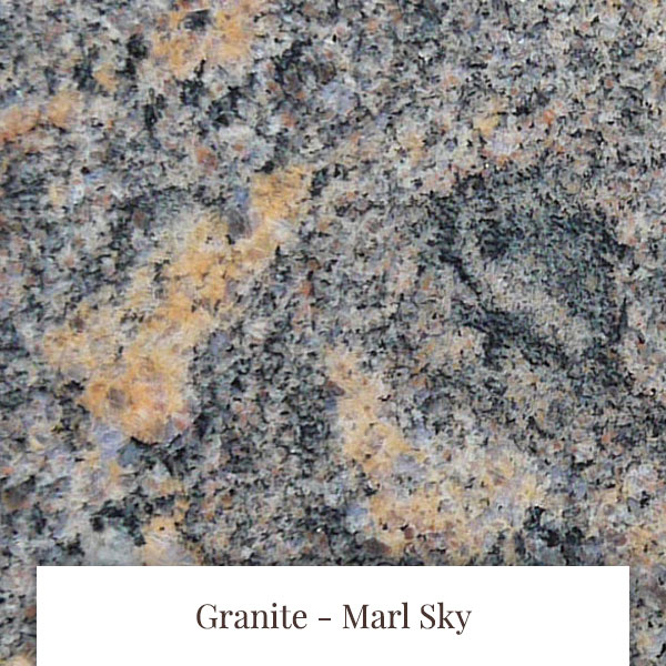 Marl Sky Granite at South Yorkshire Marble