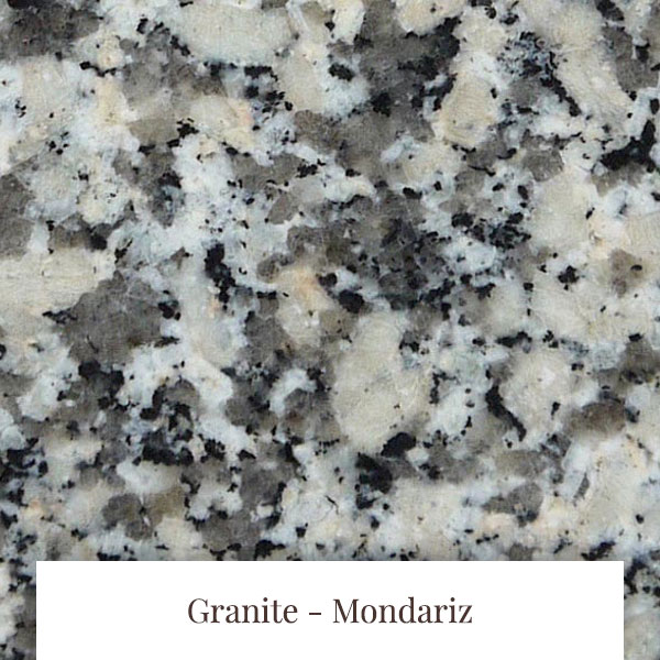 Mondariz Granite at South Yorkshire Marble