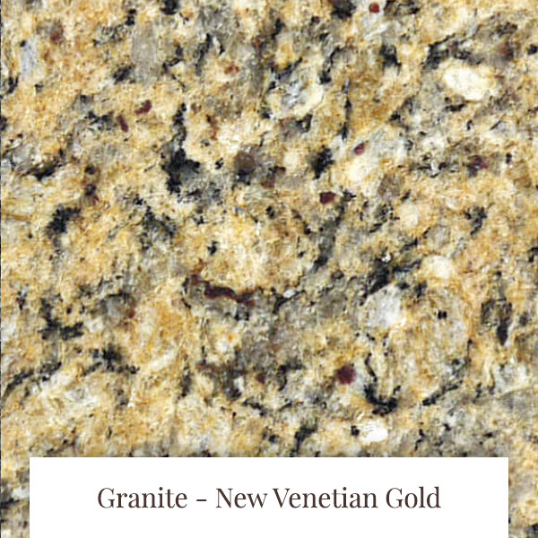 New Venetian Gold Granite at South Yorkshire Marble