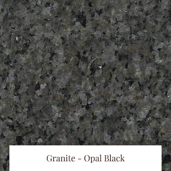 Opal Black at South Yorkshire Marble