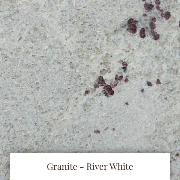 River White Granite at South Yorkshire Marble
