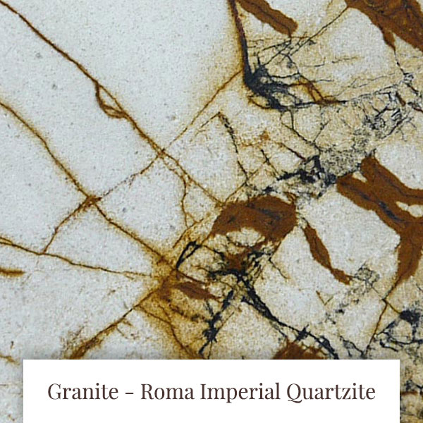 Roma Imperial Granite at South Yorkshire Marble