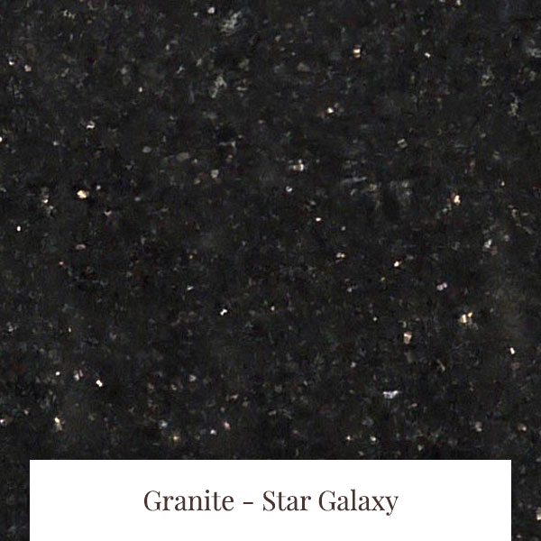 Star Galaxy Granite at South Yorkshire Marble