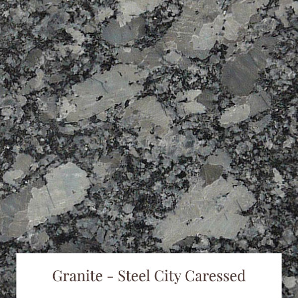 Steel City Caressed Granite at South Yorkshire Marble