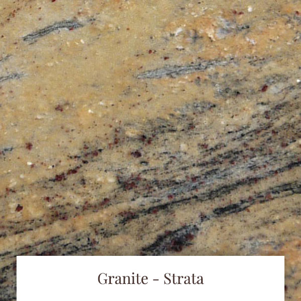 Strata Granite at South Yorkshire Marble