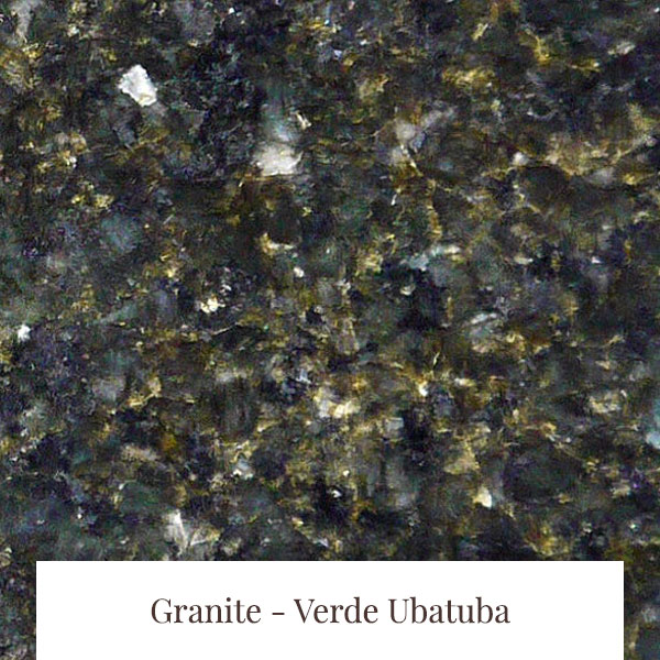 Verde Ubatuba Granite at South Yorkshire Marble