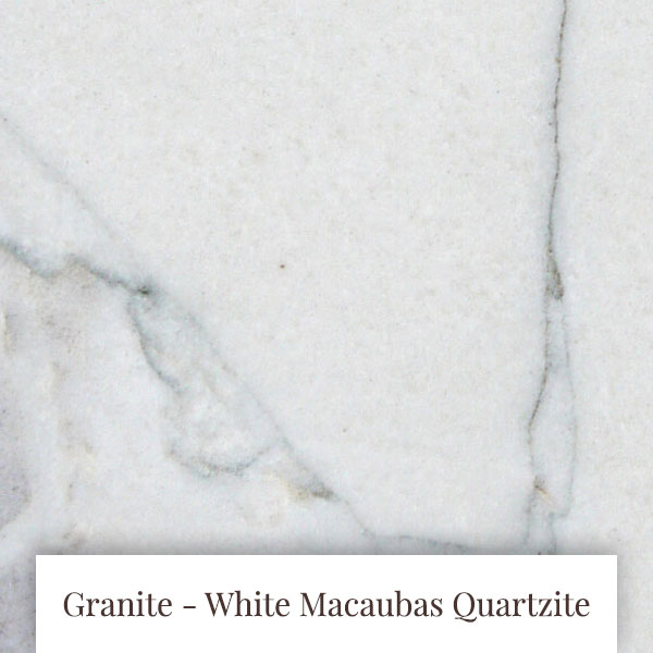 White Macaubas Granite at South Yorkshire Marble