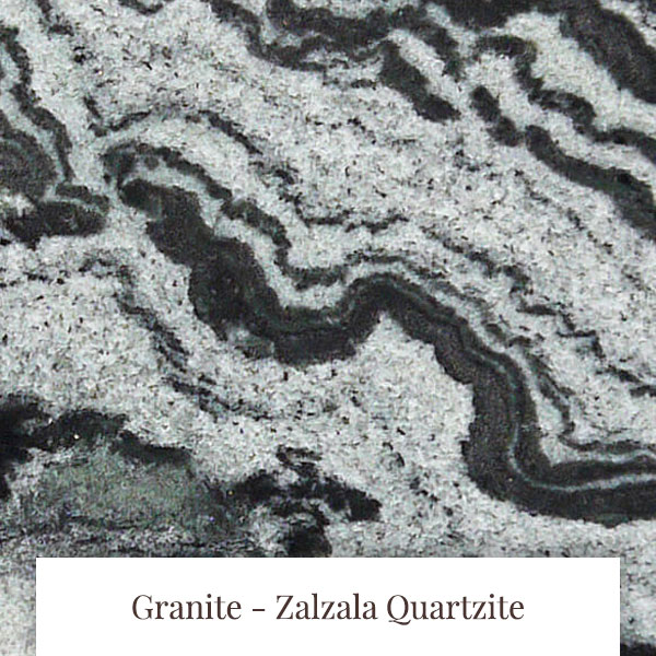 Zalzala Granite at South Yorkshire Marble
