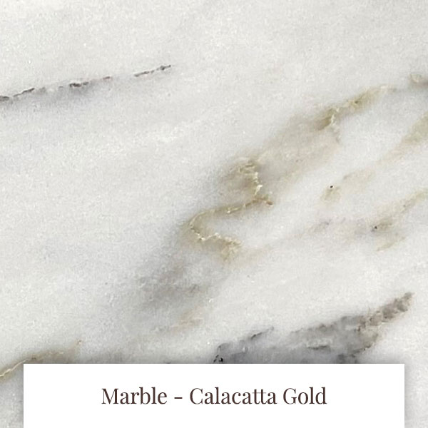 Calacatta Gold Marble at South Yorkshire Marble