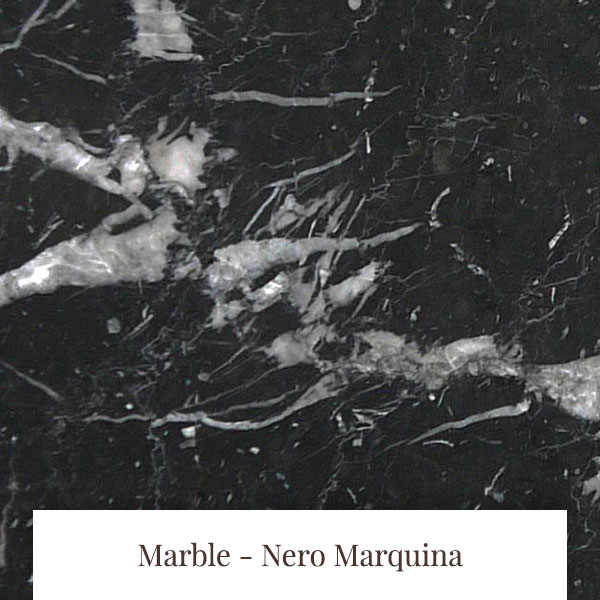Nero Marquina Marble at South Yorkshire Marble