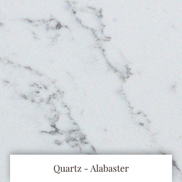 Alabaster Quartz at South Yorkshire Marble