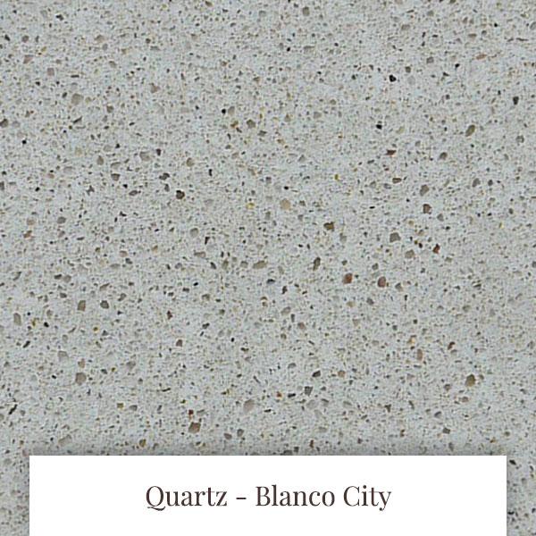 Blanco City Extra Quartz at South Yorkshire Marble
