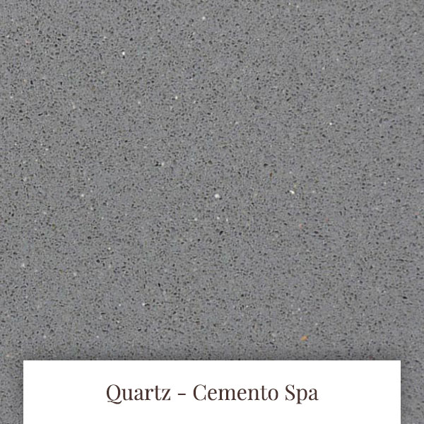 Cemento Spa Quartz at South Yorkshire Marble