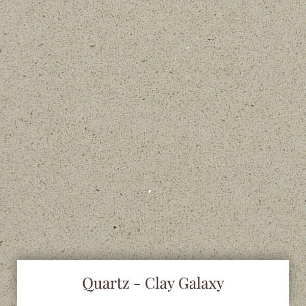 Clay Galaxy Quartz at South Yorkshire Marble