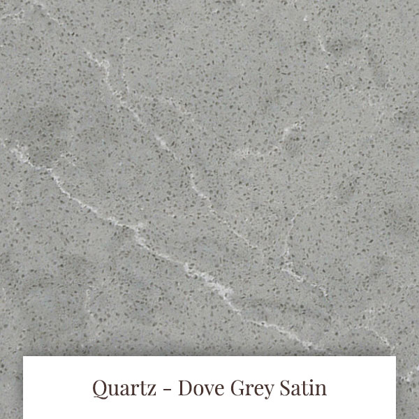 Dove Grey Satin Quartz at South Yorkshire Marble