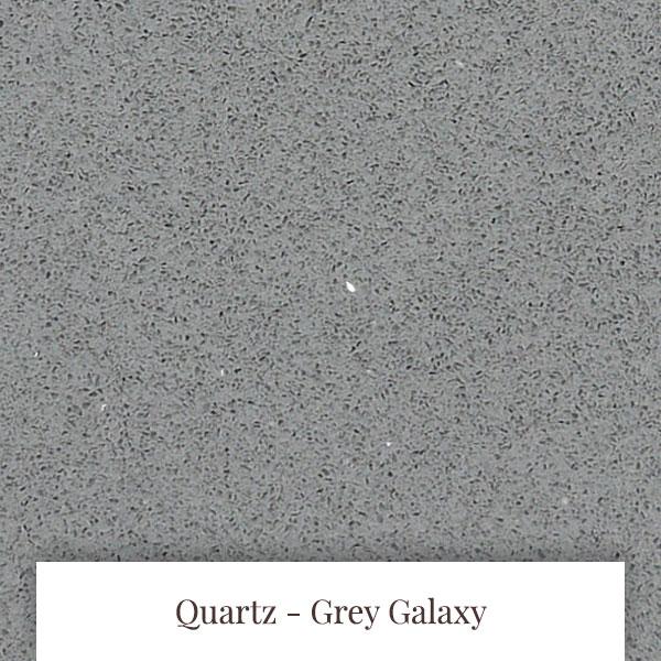 Grey Galaxy Quartz at South Yorkshire Marble
