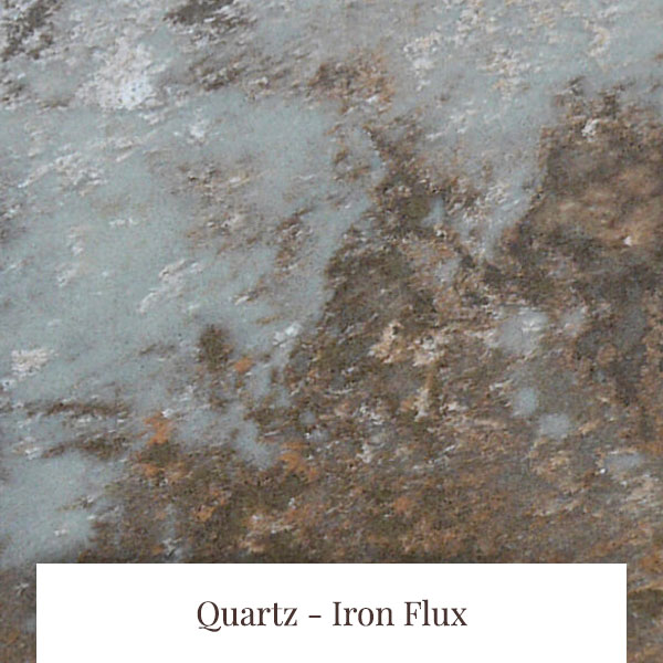 Iron Flux at South Yorkshire Marble