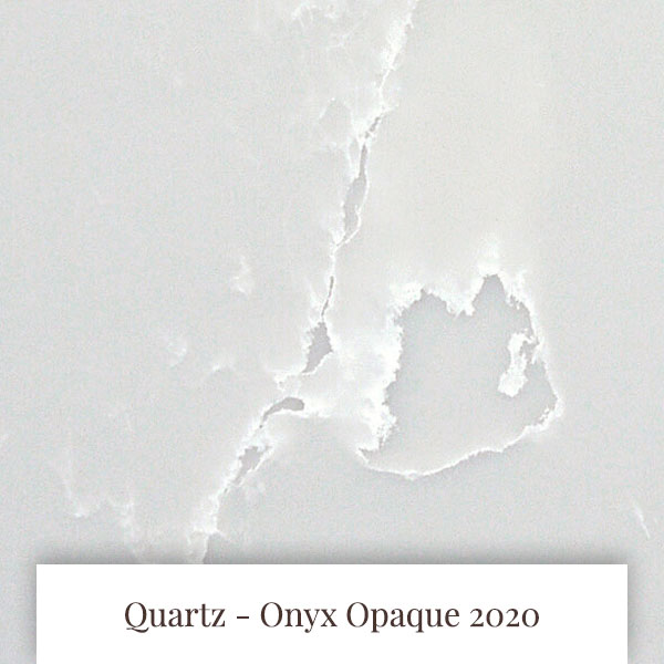 Onyx Opaque 2020 Quartz at South Yorkshire Marble