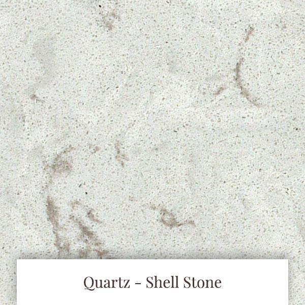 Shell Stone Quartz at South Yorkshire Marble