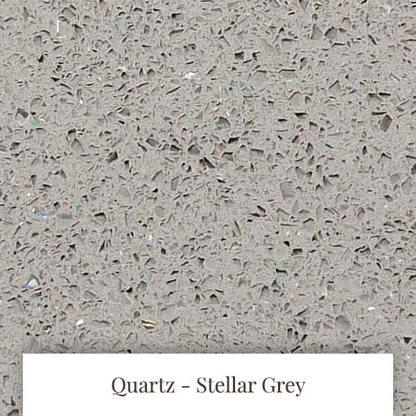 Stellar Grey Quartz at South Yorkshire Marble