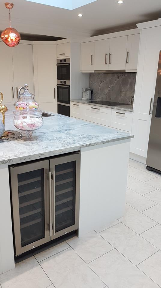 Centaurus Marble Kitchen Worktops