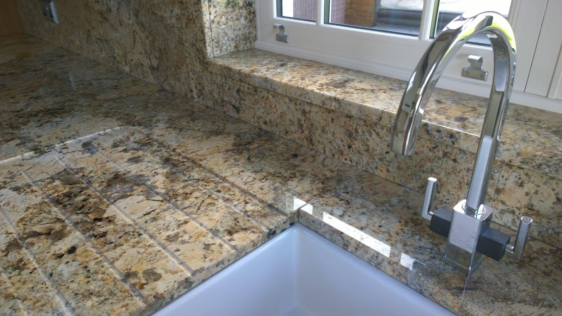 Delicatus Granite Kitchen Worktop